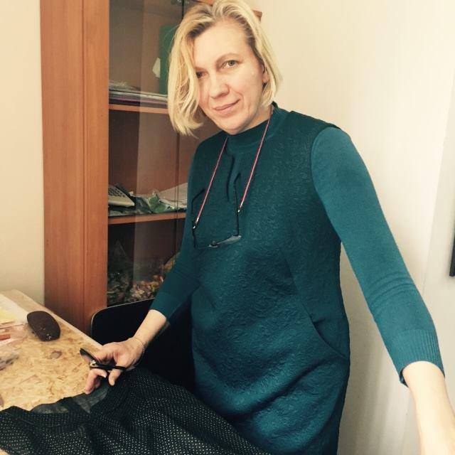 Калькуляция пошива женского платья